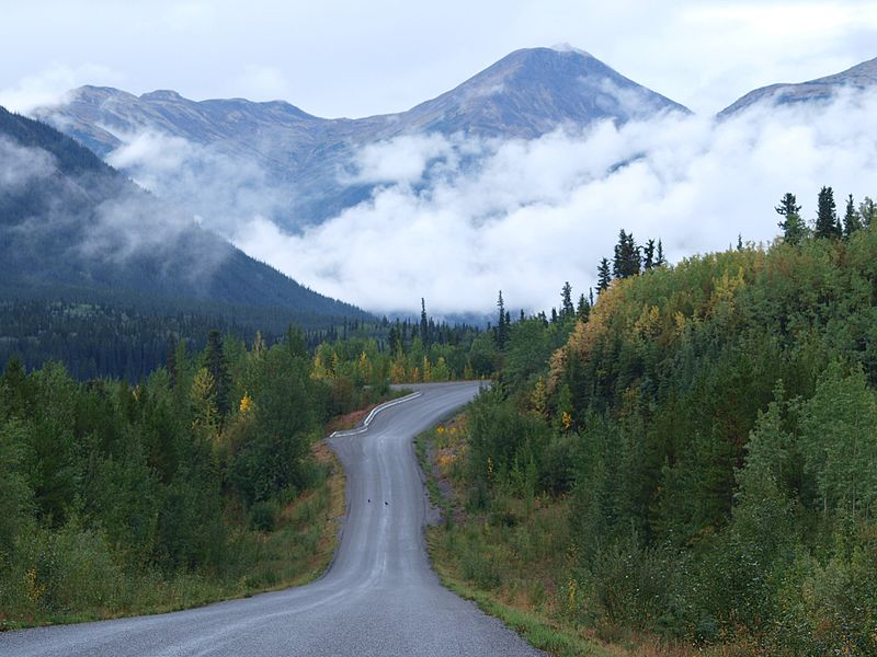 By Bruce McKay (originally posted to Flickr as Cassiar Highway) [CC-BY-SA-2.0 http://creativecommons.org/licenses/by-sa/2.0)], via Wikimedia Commons