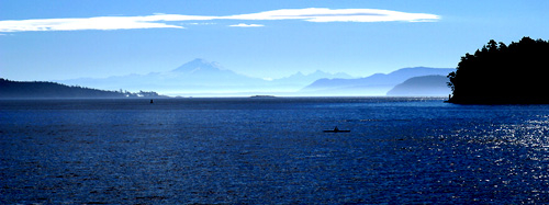 """Strait of Georgia"". Licensed under Creative Commons Attribution-Share Alike 2.0 via Wikimedia Commons - http://commons.wikimedia.org/wiki/File:Strait_of_Georgia.jpg#mediaviewer/File:Strait_of_Georgia.jpg"