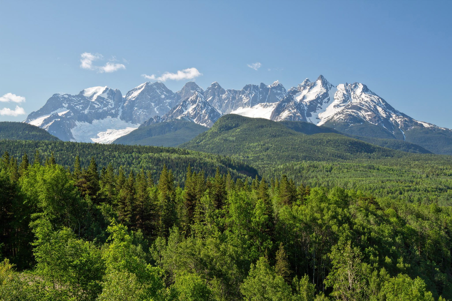 Photo of Seven Sisters Peaks by Janis Morrison, Fresh Air Photography: https://www.flickr.com/photos/freshairphotography/