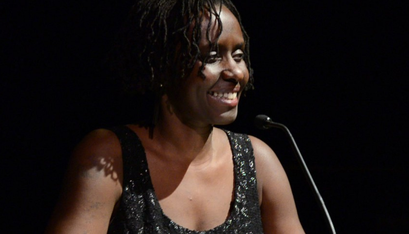 Juliane Okot Bitek. Photo from her website.