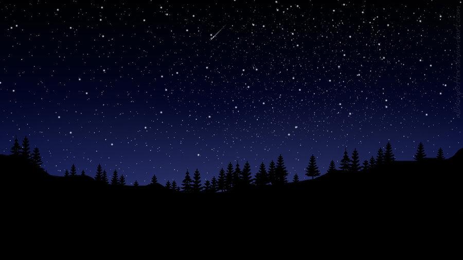 Source: http://evelyzenunez.deviantart.com/art/Starry-Sky-330179271