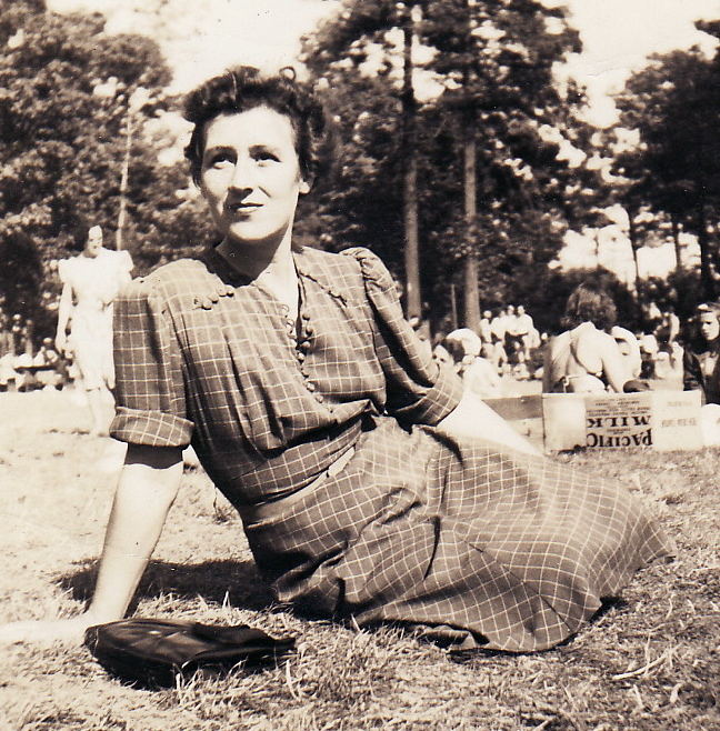 My grandmother Betsy. What drives me to know her story?