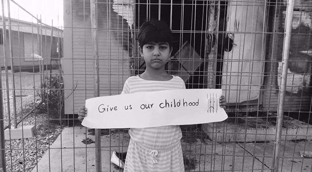 Photo source: Facebook, Free the Children NAURU